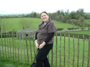 Me in Ireland, 2012.